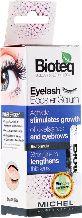 Siero per ciglia e sopraciglia - Bioteq Eyelash Booster Serum