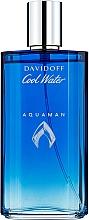 Profumi e cosmetici Davidoff Cool Water Aquaman Collector Edition - Eau de Toilette