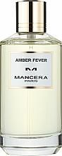Profumi e cosmetici Mancera Amber Fever - Eau de parfum