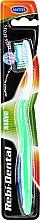 Profumi e cosmetici Spazzolino Rebi-Dental M42, medio duro, verde - Mattes