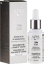 Profumi e cosmetici Siero viso - APIS Professional Hyaluron 4D + Snap-8 Peptide