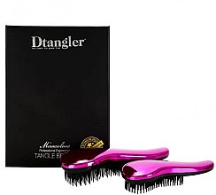 Profumi e cosmetici Set di spazzole per capelli - KayPro Dtangler Miraculous Pink (2xbrush)