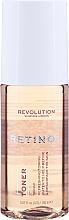 Profumi e cosmetici Tonico viso anti-età - Revolution Skincare Toner With Retinol