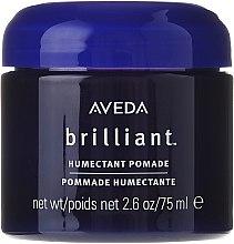 Profumi e cosmetici Pomata idratante per lo styling dei capelli - Aveda Brilliant Humectant Pomade