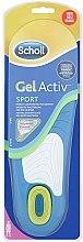 Profumi e cosmetici Soletta per il comfort - Scholl Gel Activ Insole Sport Woman