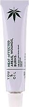 Profumi e cosmetici Crema corpo rigenerante con estratto di semi di canapa - You & Oil Heat-affected Areas, Wounds, Burns