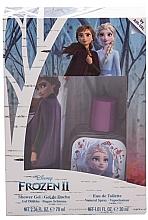 Profumi e cosmetici Disney Frozen II - Set (edt/30ml + sh/gel/70ml)