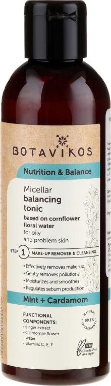 Tonico micellare per la pelle grassa e problematica - Botavikos