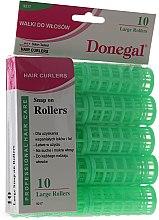 Profumi e cosmetici Bigodini per capelli, 23 mm, 10 pz - Donegal Hair Curlers