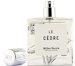 Profumi e cosmetici Miller Harris Le Cedre - Eau de parfum