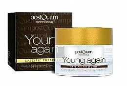 Profumi e cosmetici Crema viso e decolleté antietà - PostQuam Young Again Cream