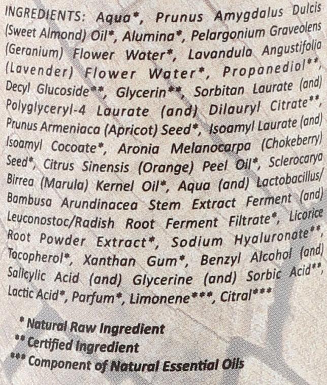 Peeling detergente per pelle grassa - Shy Deer Peeling — foto N2