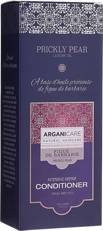 Balsamo rivitalizzante per capelli al fico d'India - Arganicare Prickly Pear Intensive-Repair Conditioner