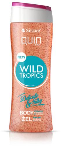 Scrub corpo - Silcare Quin Peeling Wild Tropics