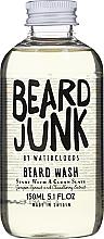 Profumi e cosmetici Shampoo delicato per barba - Waterclouds Beard Junk Beard Wash