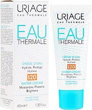 Profumi e cosmetici Crema idratante leggera - Uriage Eau Thermale Light Water Cream SPF 20