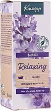 Profumi e cosmetici Olio alla lavanda da bagno - Kneipp Lavender Bath Oil