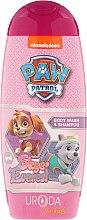 "Profumi e cosmetici Shampoo-gel doccia ""Paw Patrol"" - Disney Paw Patrol Girls"