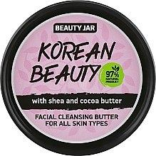 "Profumi e cosmetici Burro detergente viso ""Korean Beauty"" - Beauty Jar Facial Cleansing Butter"