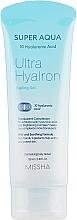 Profumi e cosmetici Peeling-gel all'acido ialuronico - Missha Super Aqua Ultra Hyalron Peeling Gel