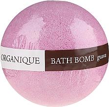 """Profumi e cosmetici Bomba da bagno """"Guava"""" - Organique Bath Bomb Guava"""