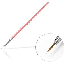Profumi e cosmetici Pennello per gioielli 4 mm Pink - Silcare Brush 00