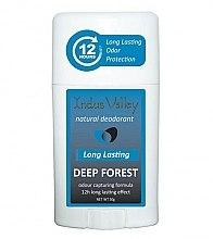 Profumi e cosmetici Deodorante-stick - Indus Valley Men Deep Forest Deodorant Stick