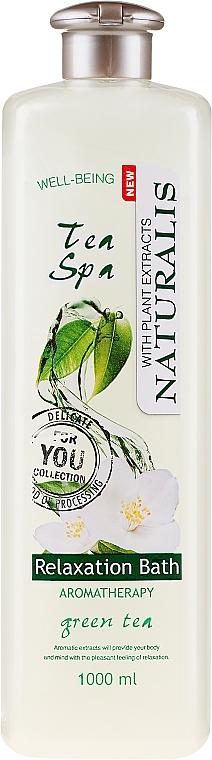 Olio rilassante per bagno - Naturalis Tea Spa Relaxation Bath