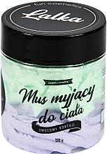 """Profumi e cosmetici Mousse detergente corpo """"Cocktail Di Frutta"""" - Lalka"""