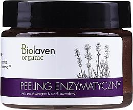Profumi e cosmetici Peeling viso enzimatico - Biolaven Organic
