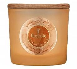 "Profumi e cosmetici Candela profumata in bicchiere ""Rilassante"" - Flagolie Fragranced Candle Relaxing"