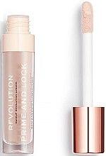 Profumi e cosmetici Primer occhi - Makeup Revolution Prime & Lock Eye Primer