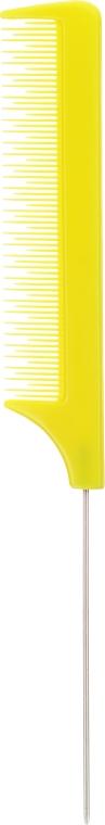 Pettine per capelli, 60199, giallo - Top Choice — foto N1