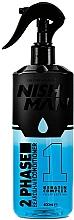 Profumi e cosmetici Condizionante bifasico per capelli e barba - Nishman Beard & Hair 2 Phase Conditioner