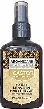 Profumi e cosmetici Siero capelli 10 in 1 - Argaincare Castor Oil 10-in-1 Hair Repair