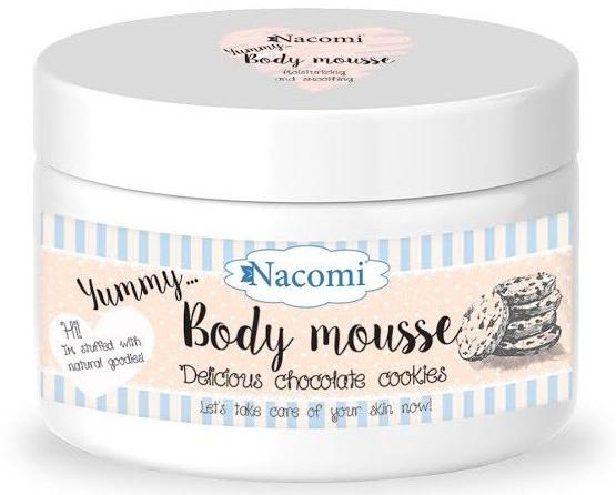 """Mousse corpo """"Biscotti al cioccolato"""" - Nacomi Body Mousse"""
