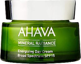 Profumi e cosmetici Crema minerale da giorno - Ahava Mineral Radiance Energizing Day Cream SPF 15