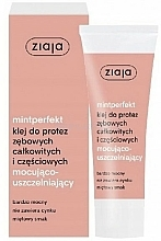 Profumi e cosmetici Crema di fissaggio per protesi - Ziaja Mintperfekt