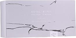 Profumi e cosmetici Salviettine umidificate per la pelle sensibile di viso corpo - N-Medical Hyaluron Royal Silver Care Wipes