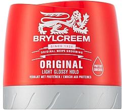Profumi e cosmetici Crema per lo styling dei capelli - Brylcreem Original Light Glossy Hold