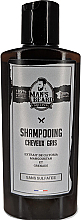 Profumi e cosmetici Shampoo per capelli grigi - Man'S Beard Shampooing Cheveux Gris Sans Sulfates