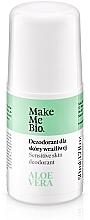 Profumi e cosmetici Deodorante antitraspirante roll-on con estratto di aloe vera - Make Me Bio Deo Natural Roll-on
