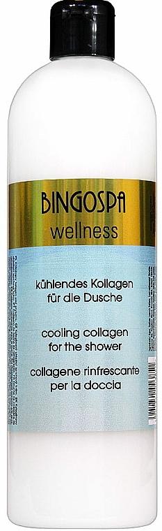 Gel doccia rinfrescante al collagene - BingoSpa Collagen