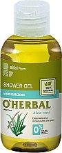 Profumi e cosmetici Gel idratante doccia con estratto di aloe vera - O'Herbal Moisturizing Shower Gel (mini)