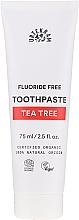 "Profumi e cosmetici Dentifricio ""Tea Tree"" - Urtekram Toothpaste Tea Tree"