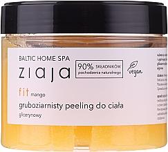 "Profumi e cosmetici Scrub corpo ""Mango"" - Ziaja Baltic Home SPA Body Peeling"