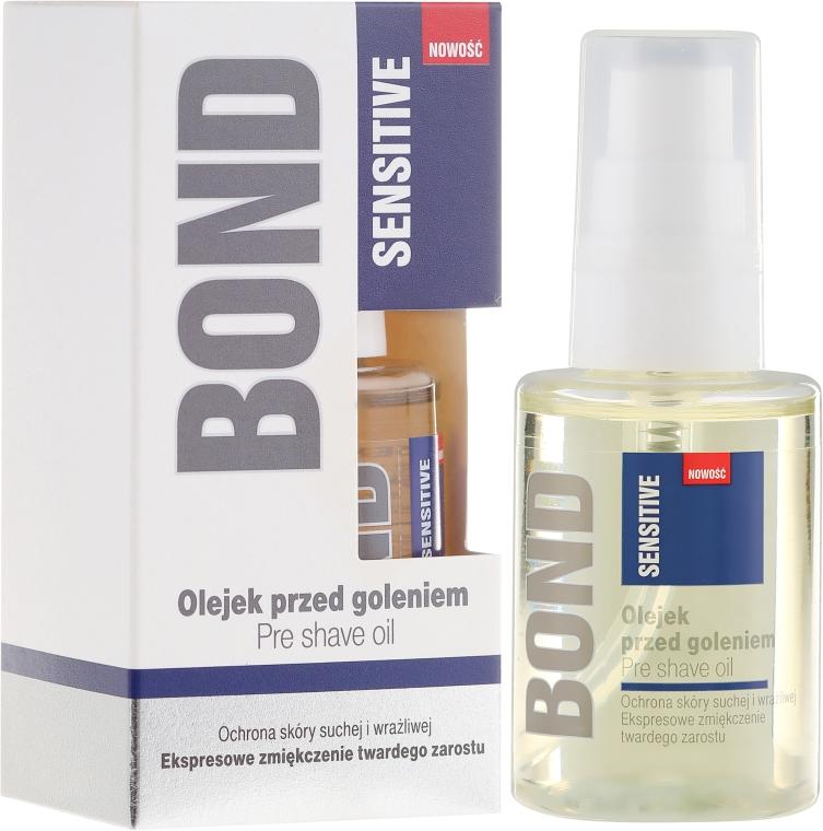 Olio prima della rasatura - Bond Sensitive Pre Shave Oil