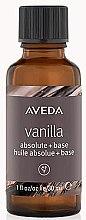 Profumi e cosmetici Olio aromatico - Aveda Essential Oil + Base Vanilla