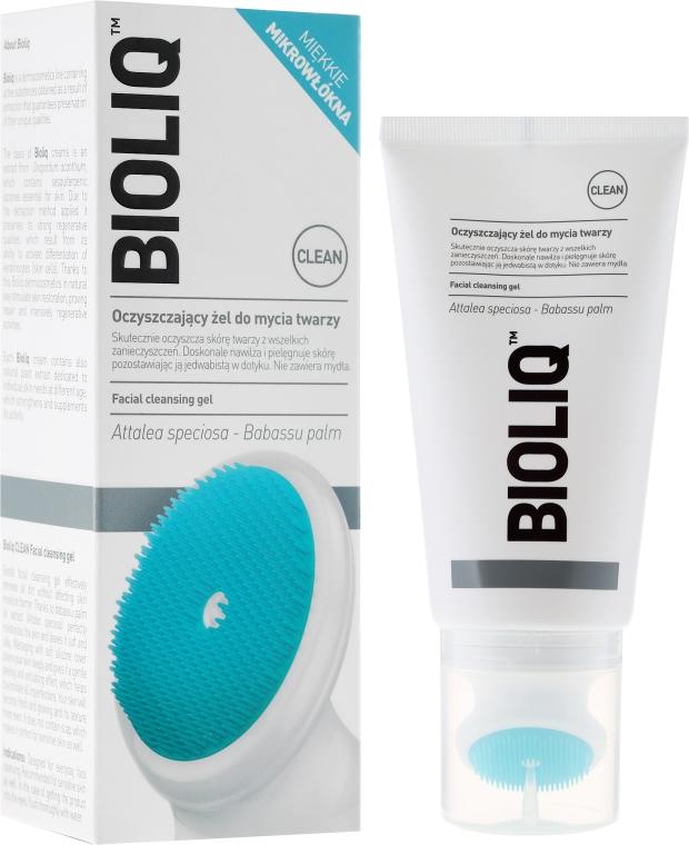 Gel detergente viso, spazzola inclusa - Bioliq Clean Cleansing Gel