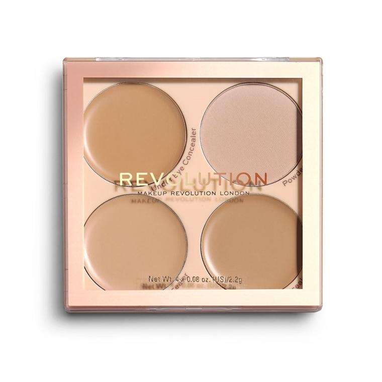 Palette correttori - Makeup Revolution Base